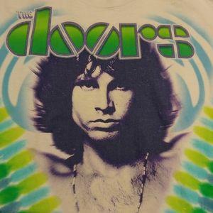 Vintage The Doors Jim Morrison Lizard King T-shirt
